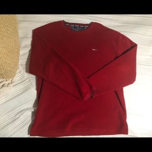 TOMMY HILFIGER Fleece Crewneck Sweatshirt- MLarge